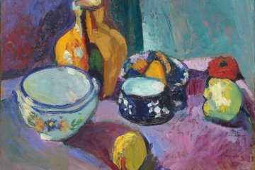 Matisse Free Form Exhibition