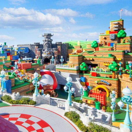 Universal Studios Japan Welcomes Mario in 2021