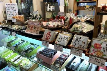 Shizuoka City Quality Green Tea Cafes