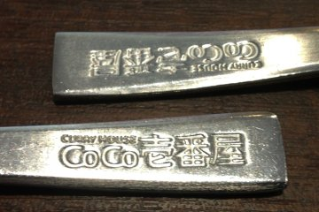<p>Coco ICHIBANYA&#39;s spoons are often available in special editions that only required a few visits to complete a point card to obtain</p>