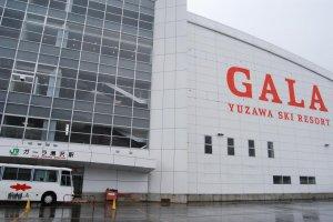 GALA Yuzawa Schnee Resort