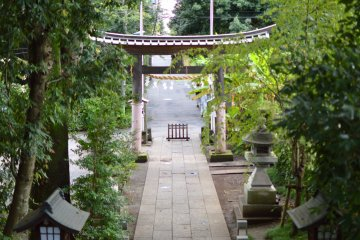 Higashikurume City - Temples & Shrines