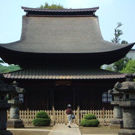 Higashimurayama City - Temples & Shrines
