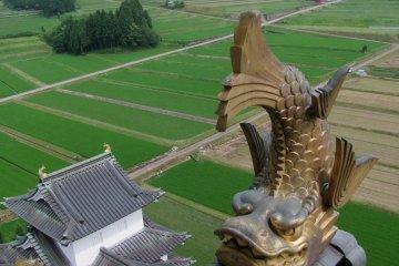 ปราสาทคัตสุยามะของฟุคุอิ