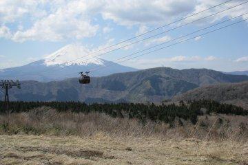 Fuji-san and Hakone Ropeway