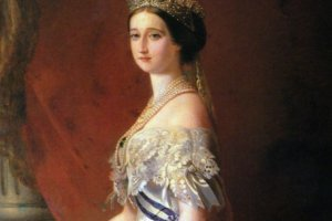 """""""Empress Eugenie"""" by Franz Xaver Winterhalter is one of the artworks on display at the event"""