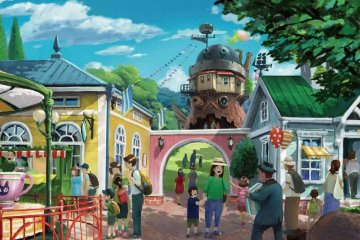 Ghibli Park Coming in 2022