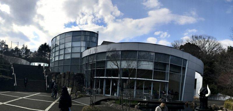 The Taro Okamoto Museum of Art in Kawasaki