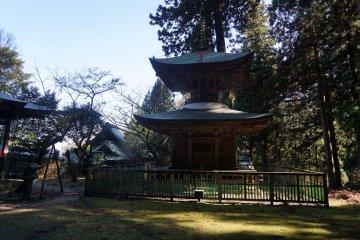 Iwawaki Temple