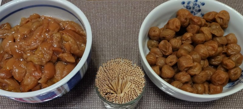 Umeboshi is a Japanese superfood. Can you eat this super sour and salty plum?