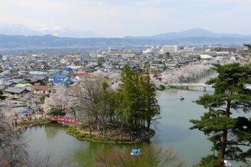Garyu Park, Nagano