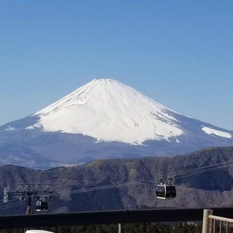 Explore Hakone with Discount 'Free Pass'