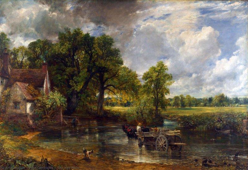 An example of John Constable's work