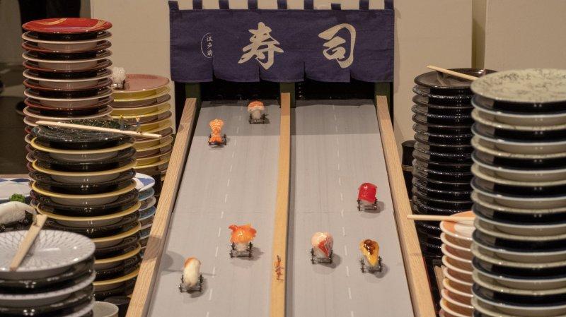 A fun example of Tatsuya Tanaka's miniature work