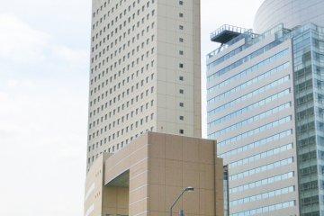 商務也有好夜景的橫濱櫻木町華盛頓飯店