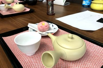 No tea session is complete without some delicious treats!