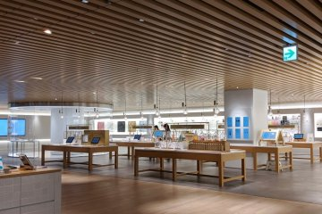 Beauty and Science Museum at Shiseido Global Innovation Center