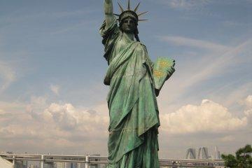 台场的自由女神像