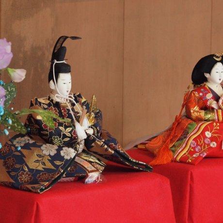 Hina Dolls Exhibition