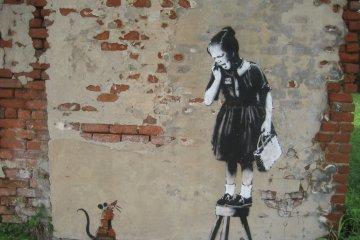 Banksy: Genius Or Vandal? (Fukuoka)