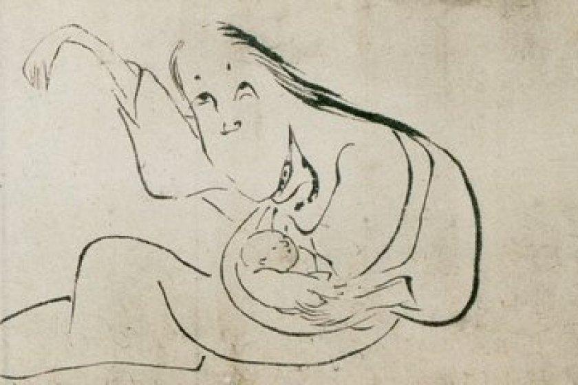 An example of Yosa Buson\'s work