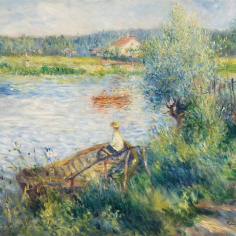 180th Anniversary Renoir Exhibition