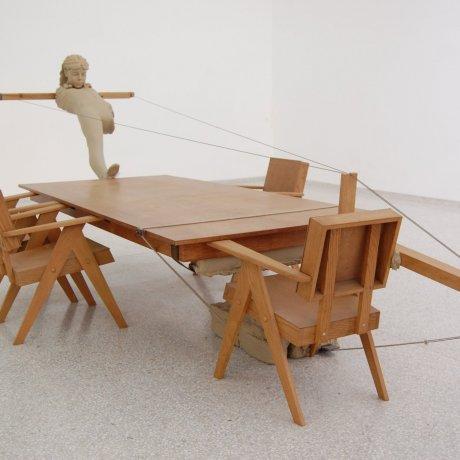 Mark Manders Exhibition