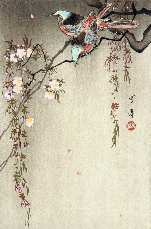 An example of Watanabe Shotei's work