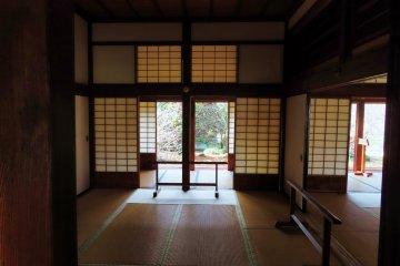 Inside Seicho-Shizendo