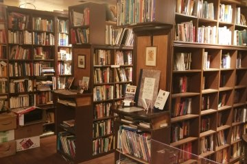 A warm home for book lovers