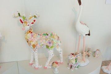 Osamu Watanabe Art Candy Kingdom Exhibition