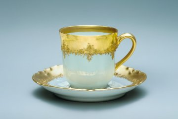 The Joy of the Demitasse Cup (Gunma)
