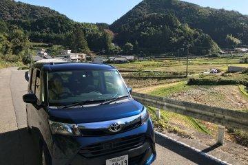 Road Trip to Kimino