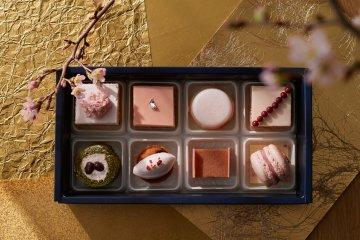 Sakura Sweets Box