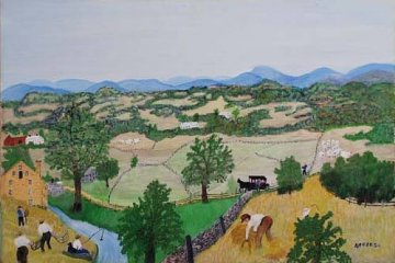Grandma Moses Exhibition