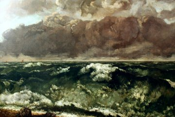 Courbet and the Sea: Tokyo Exhibition