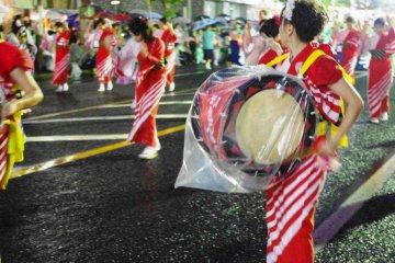 [2013夏‧東北四祭] 盛岡さんさ踊り