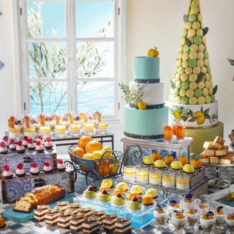 Blissful Summer Sweets Buffet