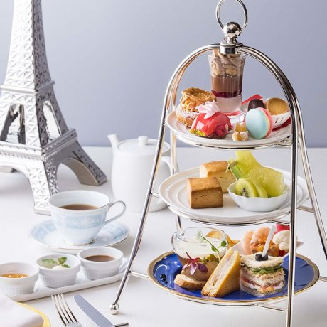 French Afternoon Tea at Yokohama Bay Hotel Tokyu