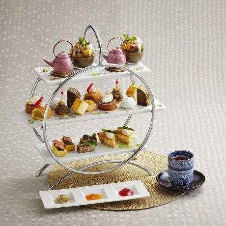 Royal Park Hotel's Hojicha Afternoon Tea