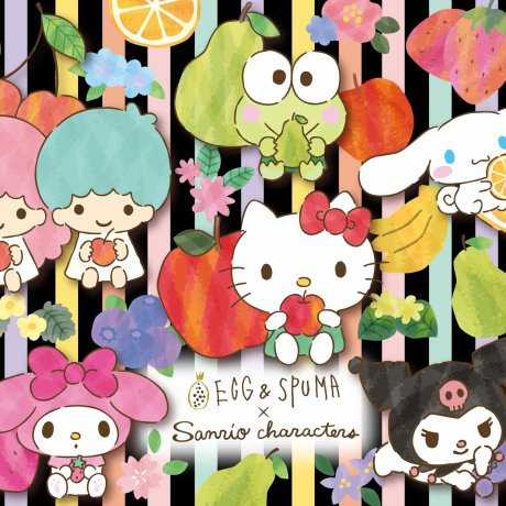 Sanrio Characters Pop Up Cafe