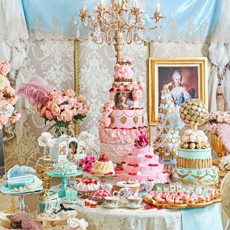 Marie Antoinette Afternoon Tea