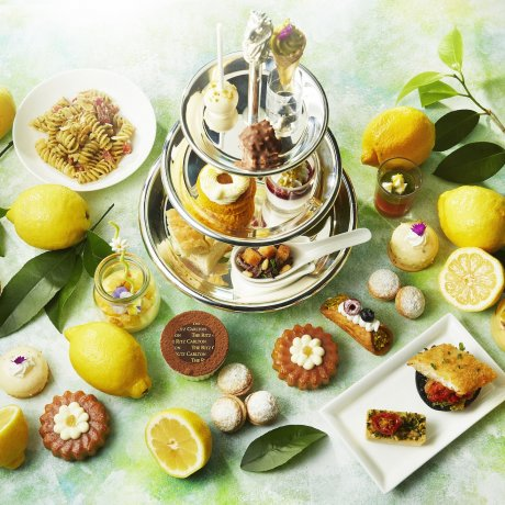 Summer Dolce Limone Afternoon Buffet