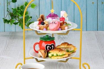 Kirby Afternoon Tea