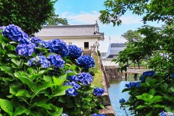Odawara Castle Copper Gate