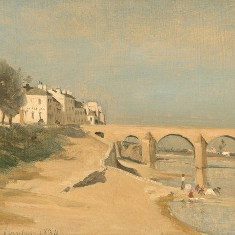 From Corot to Impressionism