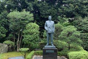 Statue of Yonetaro Otani