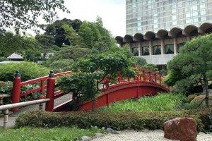 Japanese Garden of Hotel New Otani