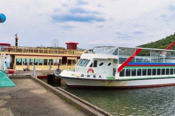 Lake Hamanako Cruise
