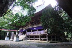 Saimyoji main hall